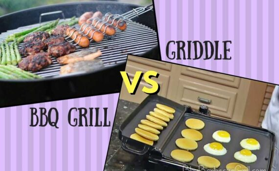 Bbq grill vs griddle