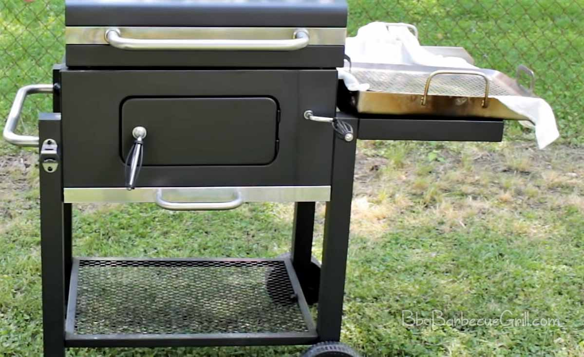 Best American style charcoal bbq