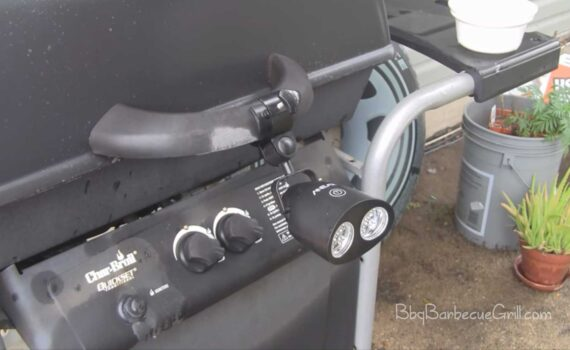 Best Char Broil grill light