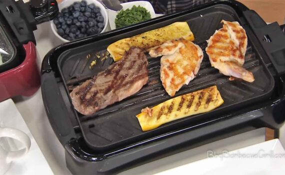Best Electric grill griddle combo