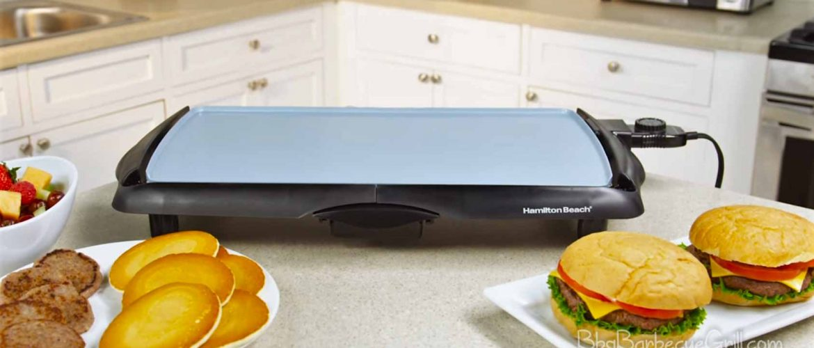 Best Hamilton Beach electric griddle