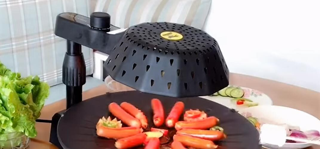 Best Korean smokeless grill