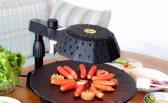 Best Korean smokeless grill
