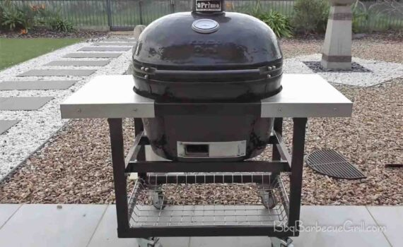 Best Primo grill cart
