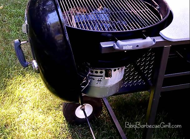 Best Weber grill cart