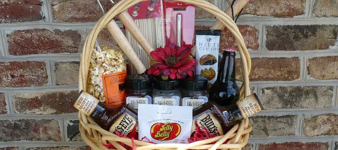 Best bbq gift basket