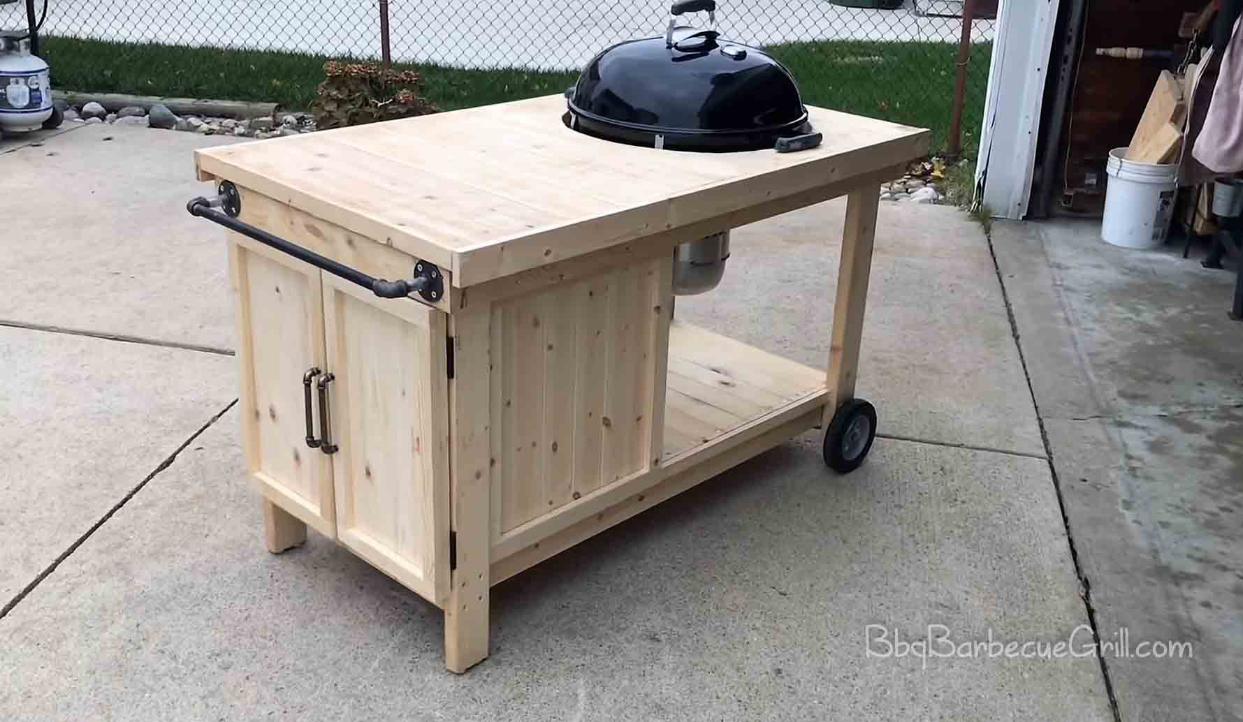 Best Bbq Grill Carts In 2019