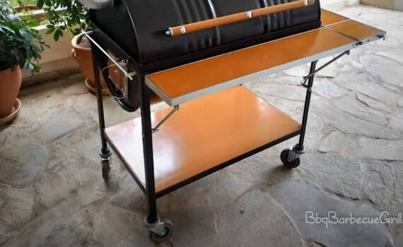 Best bbq grill stand