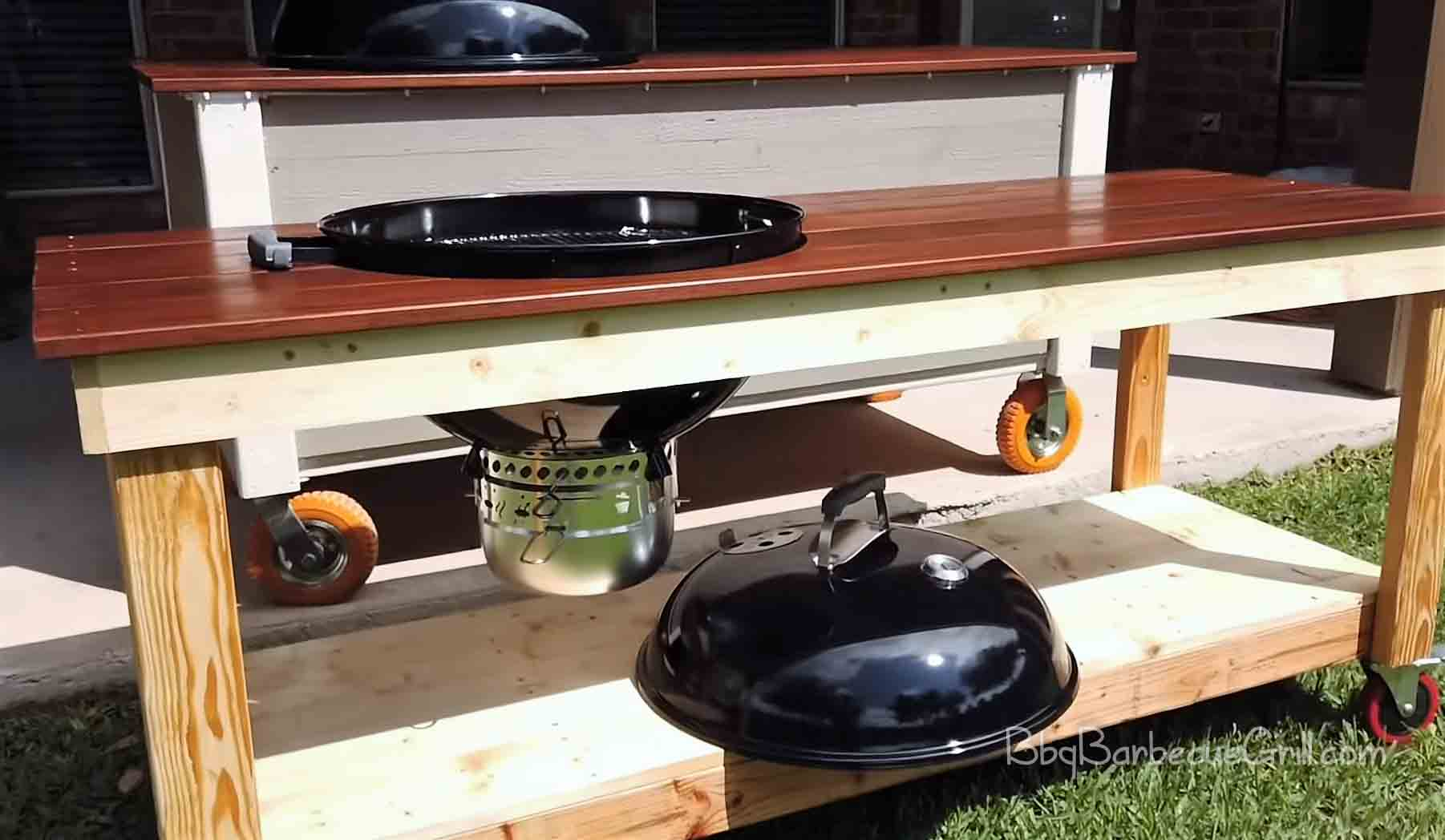 Best bbq grill table