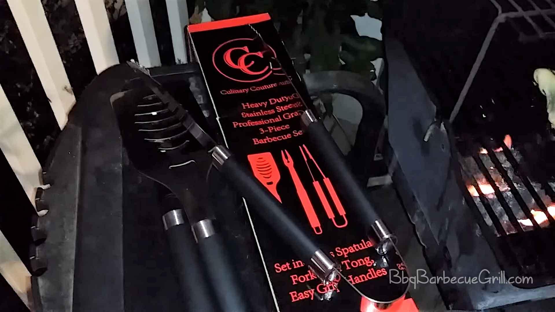 Best bbq grill tool set