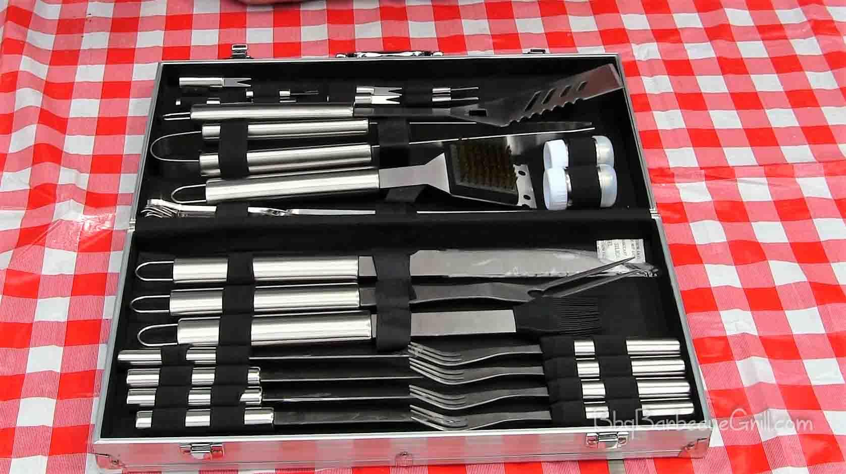 Best bbq tool set