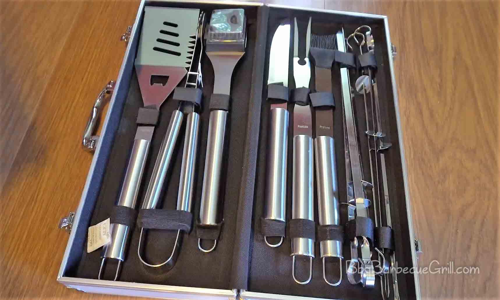 Best bbq utensil set