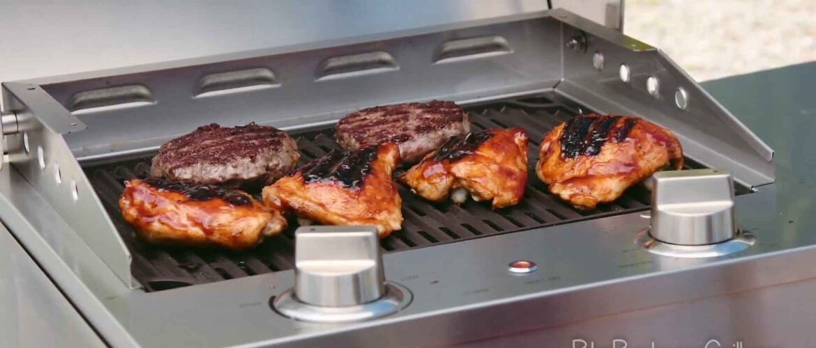 Best built in electric grill