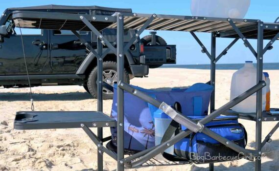 Best camping bbq stand