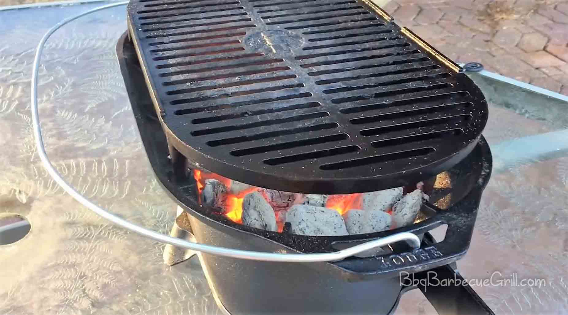 Best cast iron hibachi charcoal grill