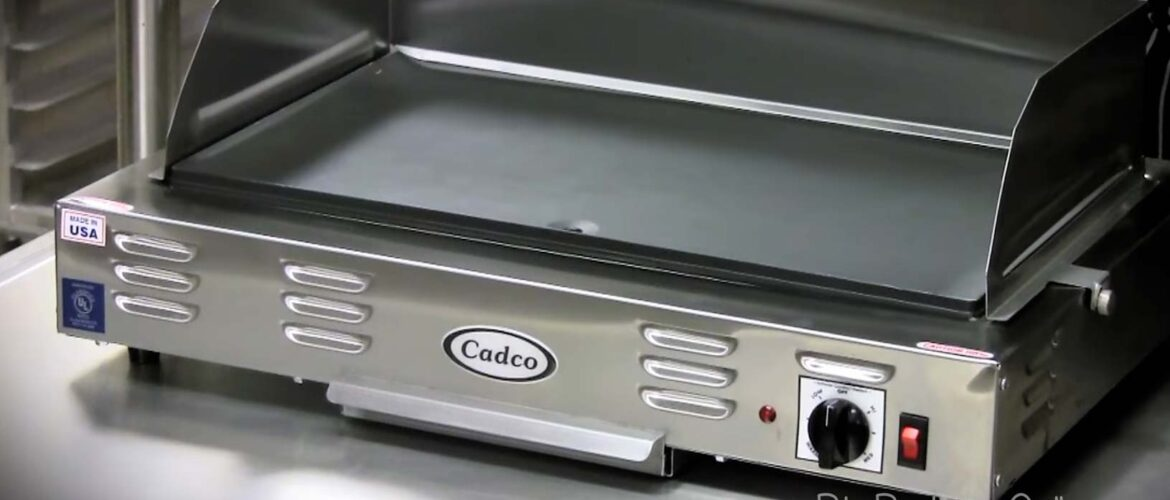Best catering electric griddle