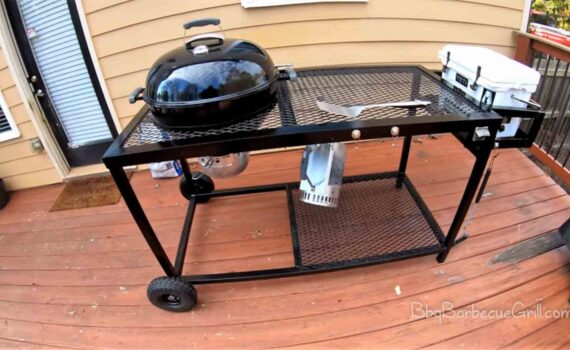 Best charcoal grill stand