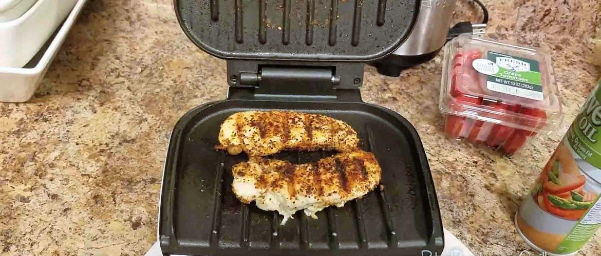 Best compact electric grill
