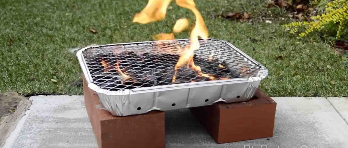 Best disposable tailgate grill