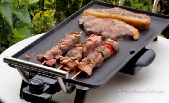 Best electric camping griddle