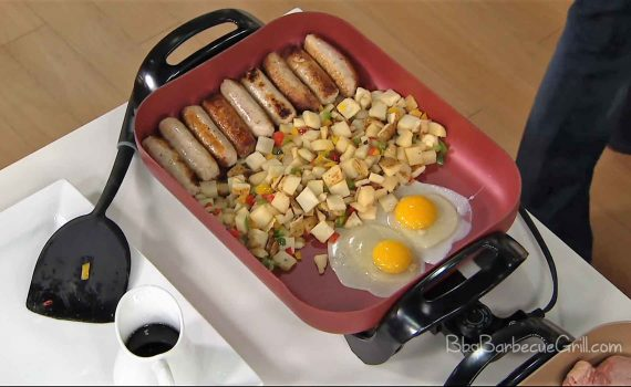 Best electric griddle skillet