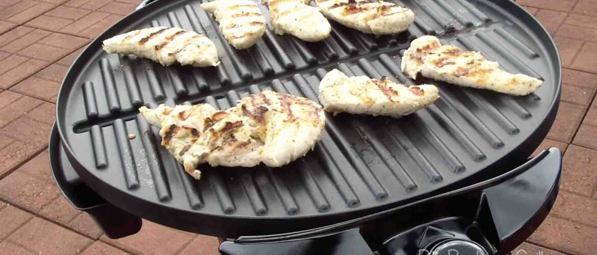 Best electric grill