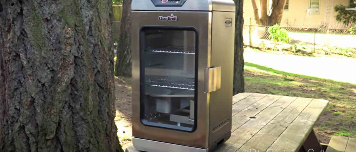 Best electric grill and smoker