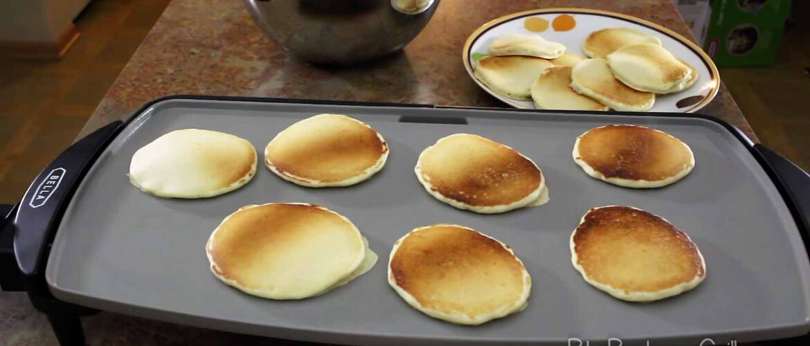 Best electric grill for pancakes