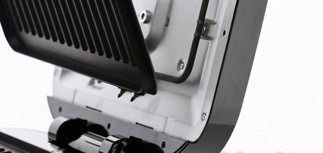 Best electric grill with removable plates