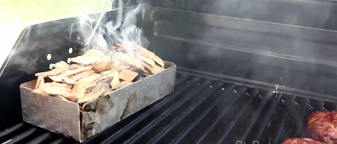 Best electric grill with wood chips