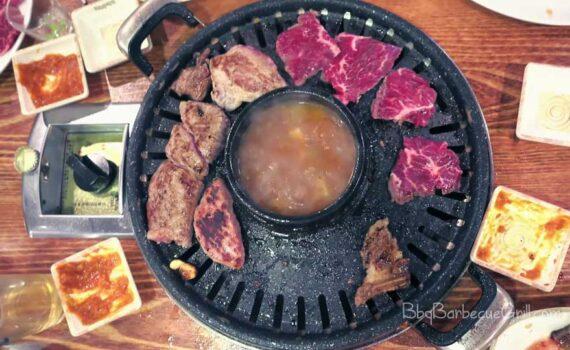 Best electric korean bbq grill