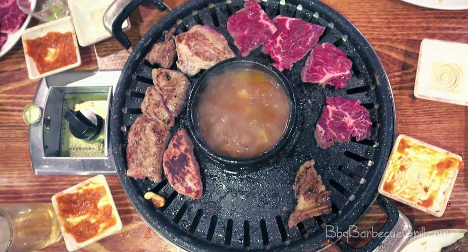 Choosing the best electric korean bbq grill in 2018 bbq - How to build a korean bbq table ...