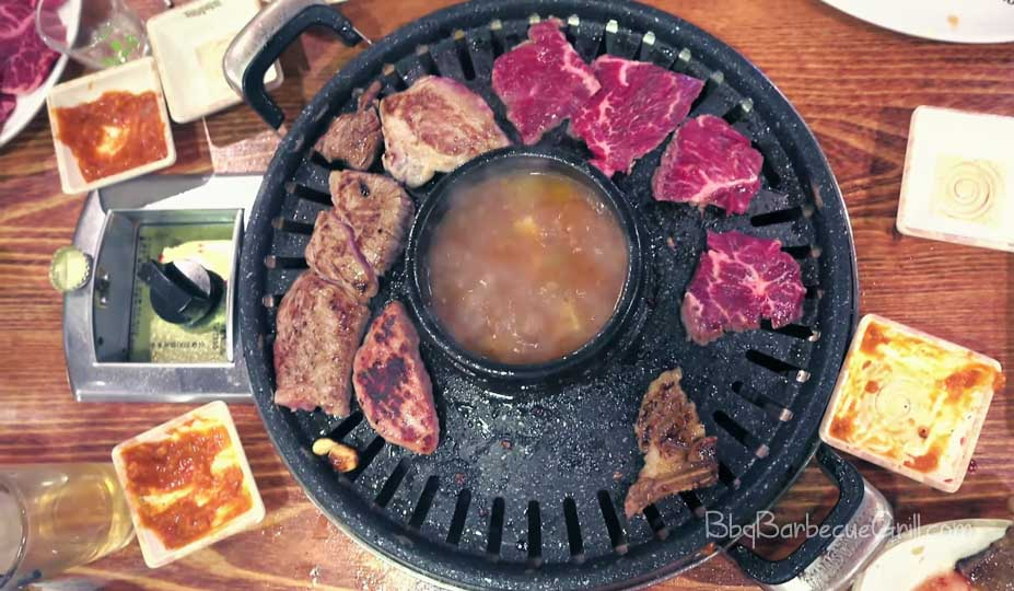Best electric korean bbq grill