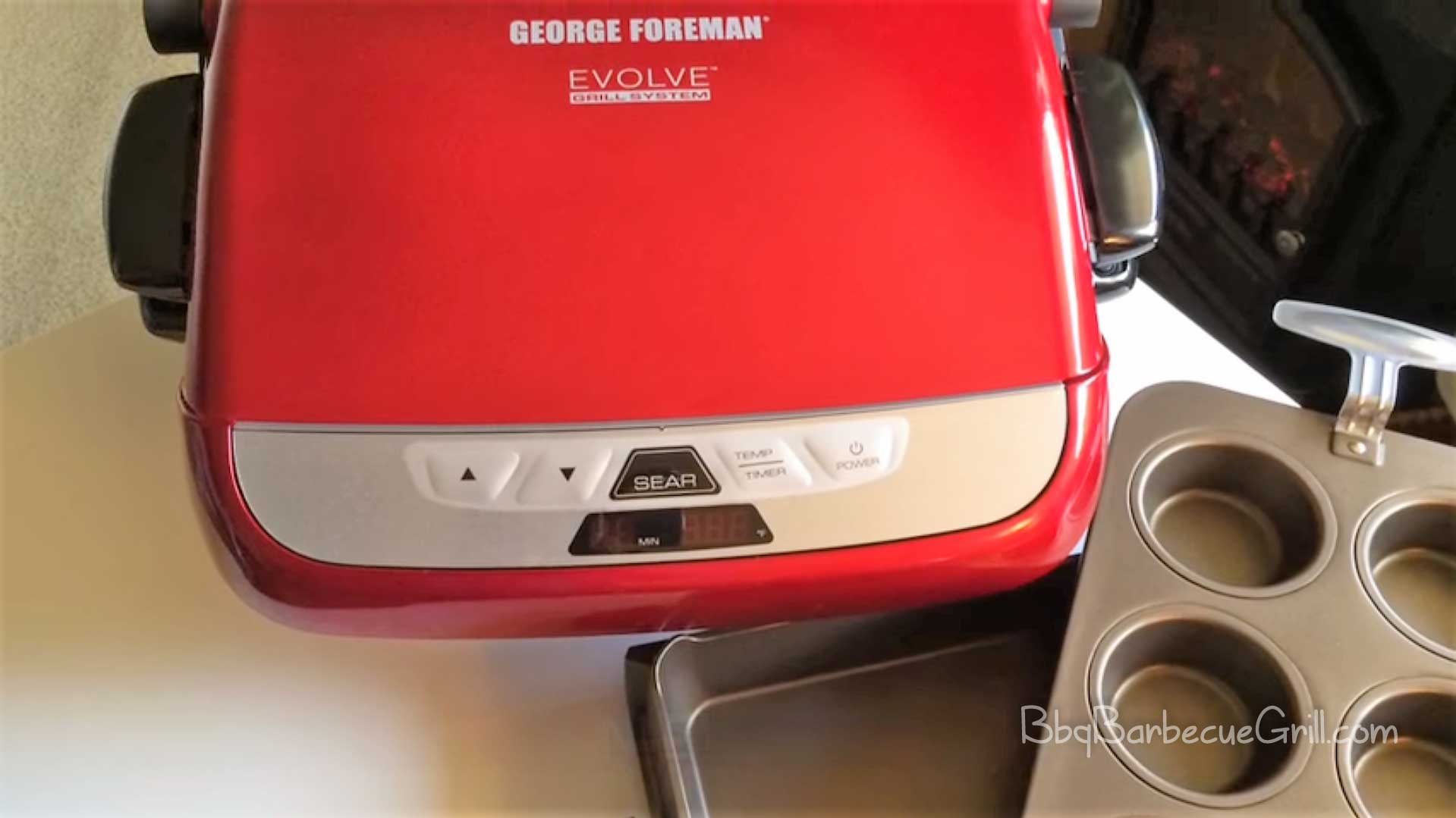 Best george foreman electric grill