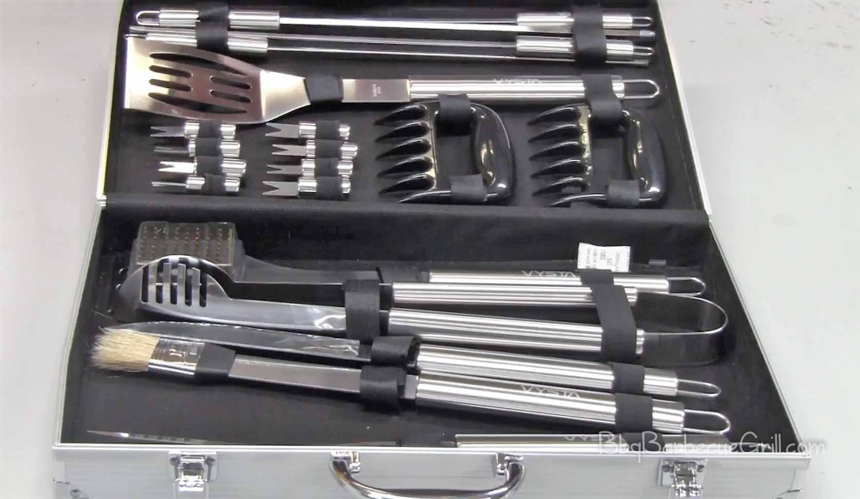 Best heavy duty bbq tools
