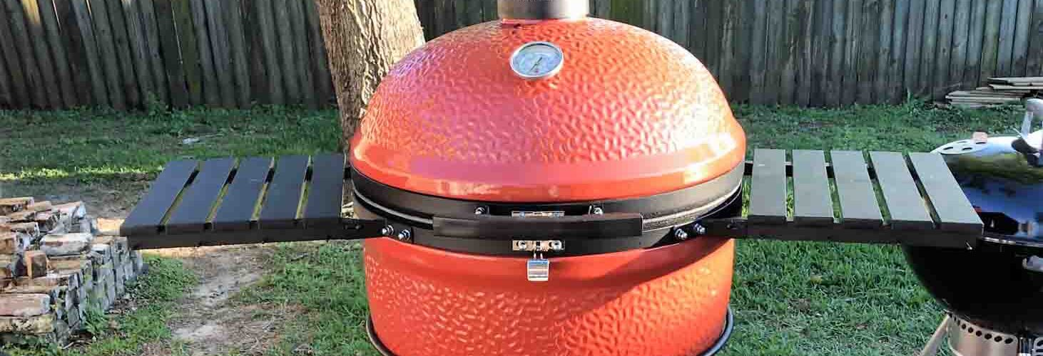 Best kamado grill stand