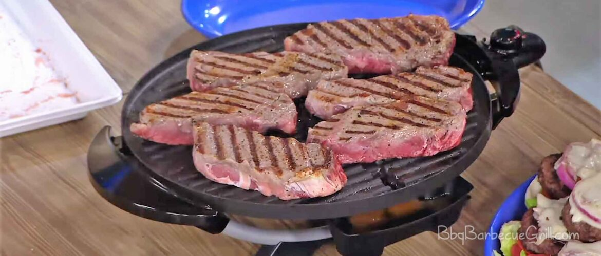 Best large outdoor electric grill