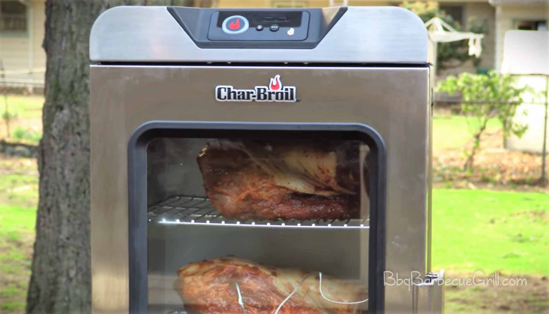 Best outdoor electric smoker