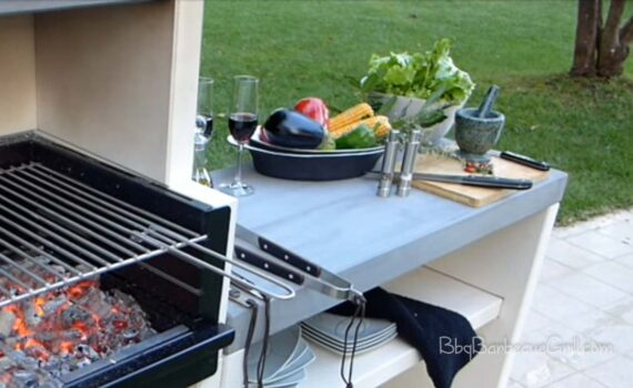 Best outdoor grill stand