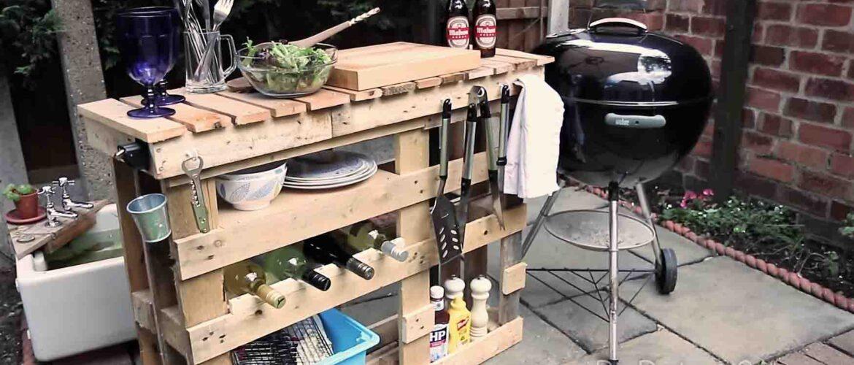 Best outdoor prep cart