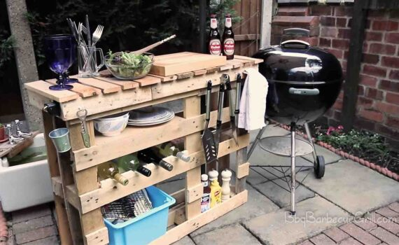 Best outdoor prep cart