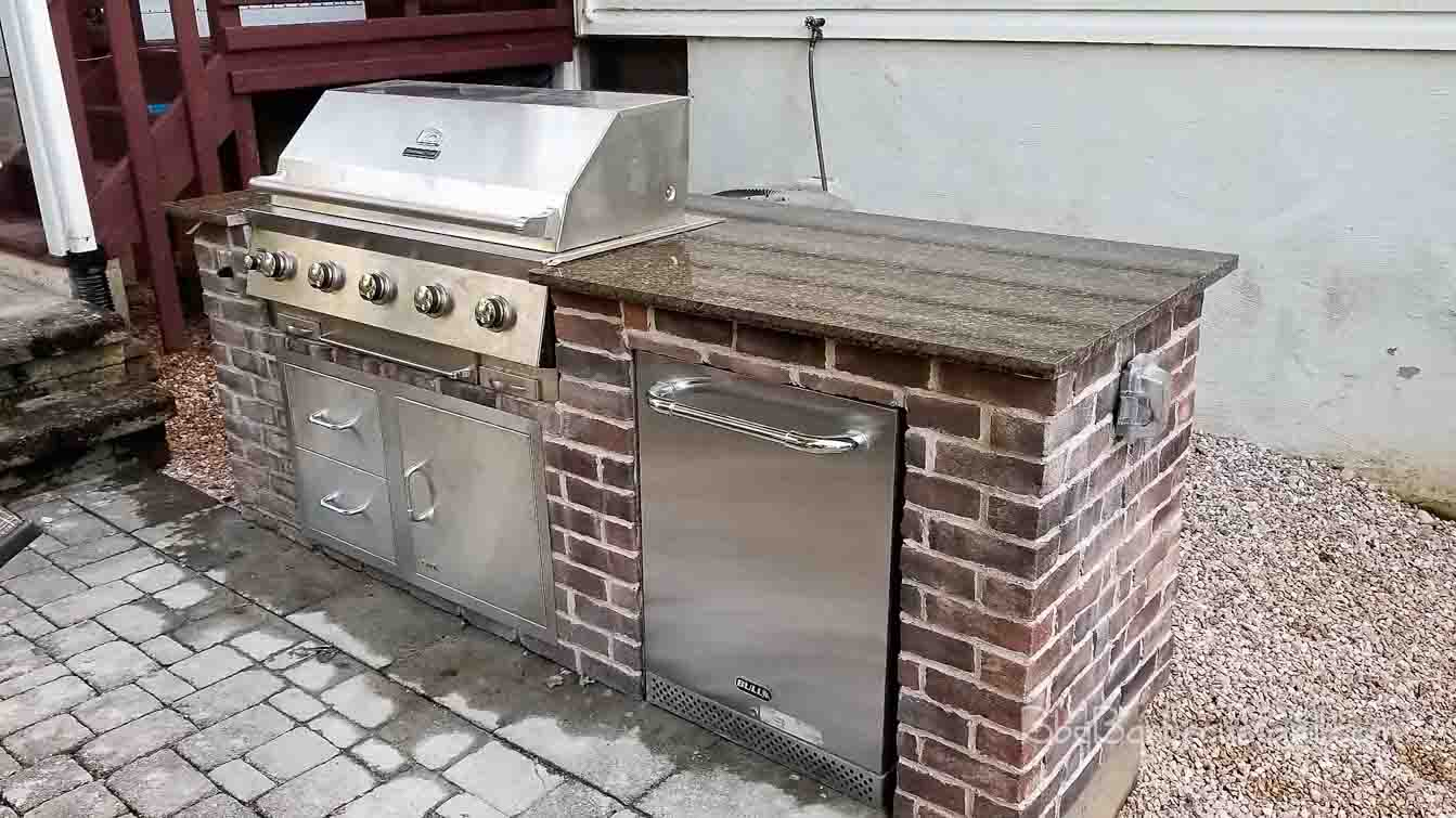 Best outdoor prep station for bbq