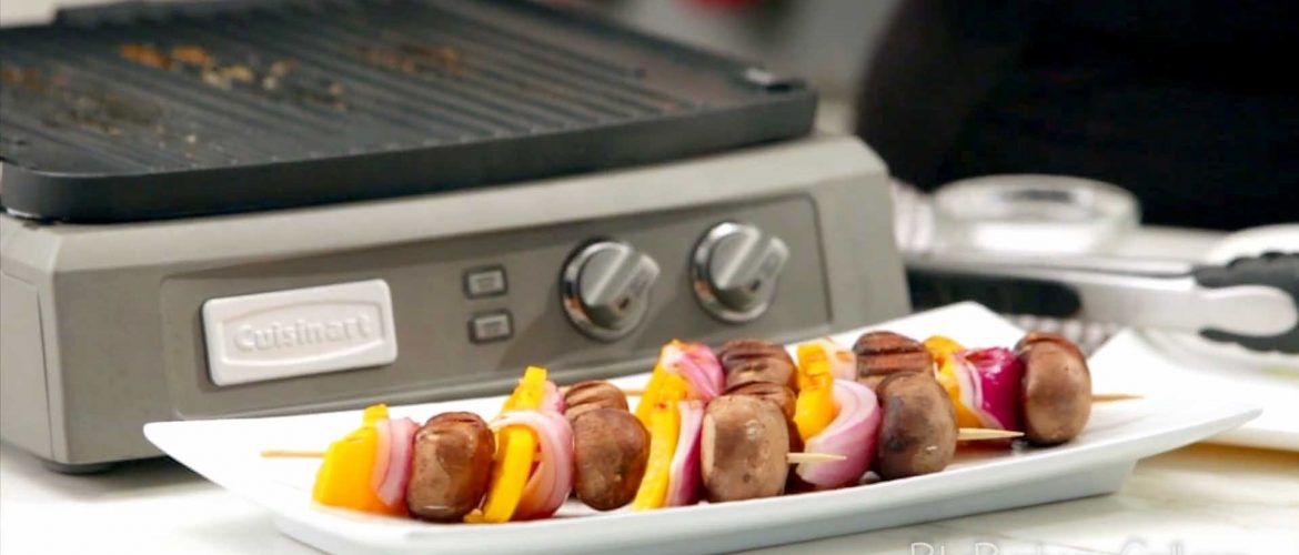 Best plug in electric grill