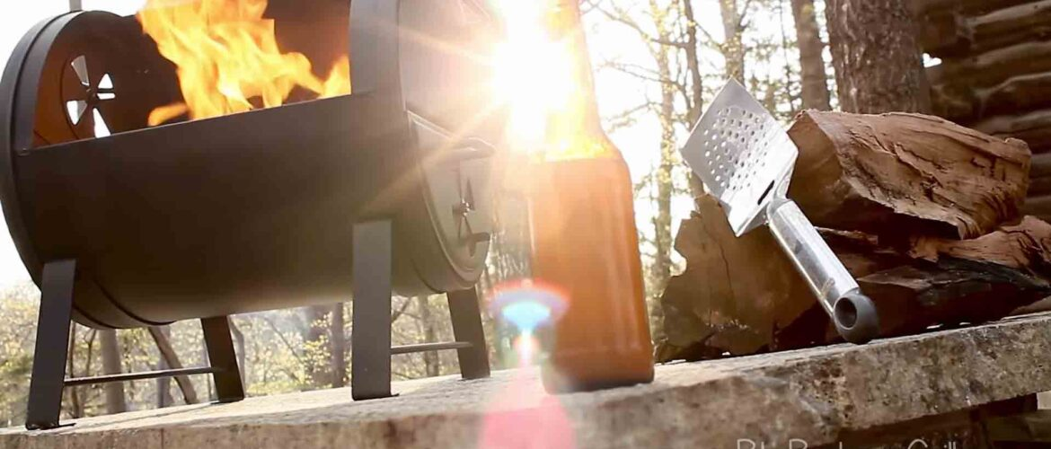 Best portable grill table