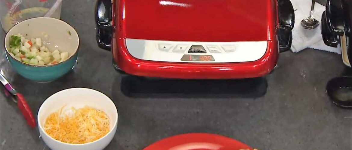 Best red electric griddle