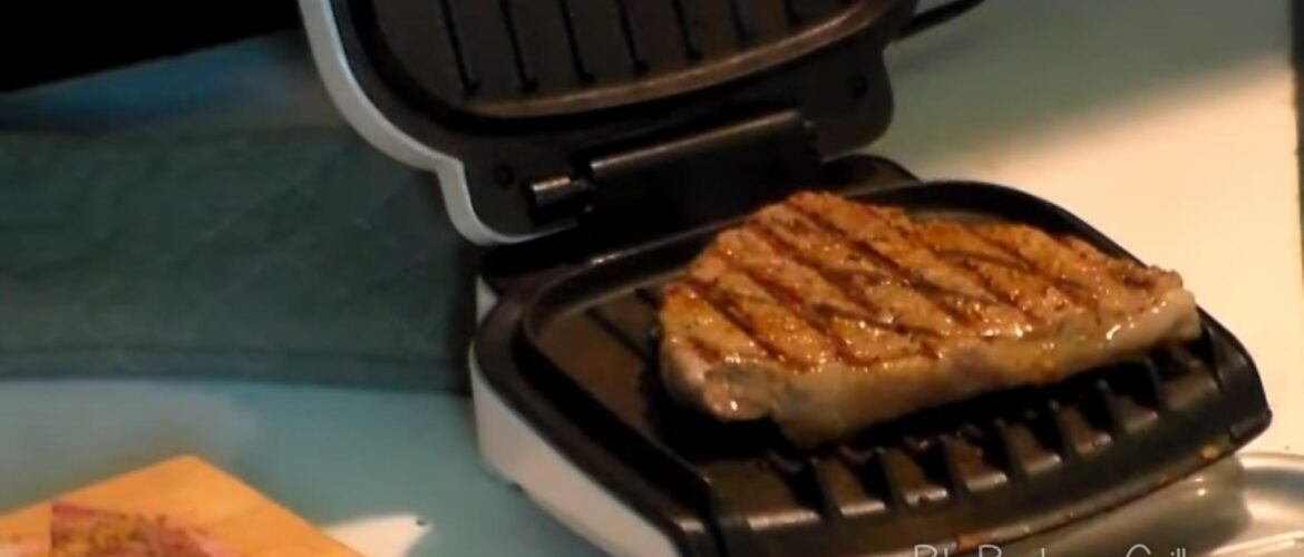 Best small electric grill