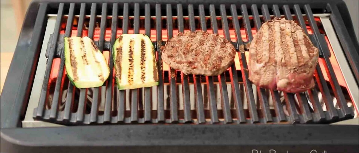 Best smokeless electric grill