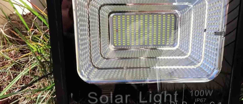 Best solar grill light