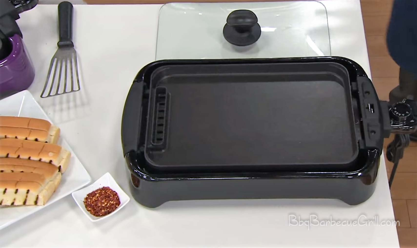 Best table top electric griddle