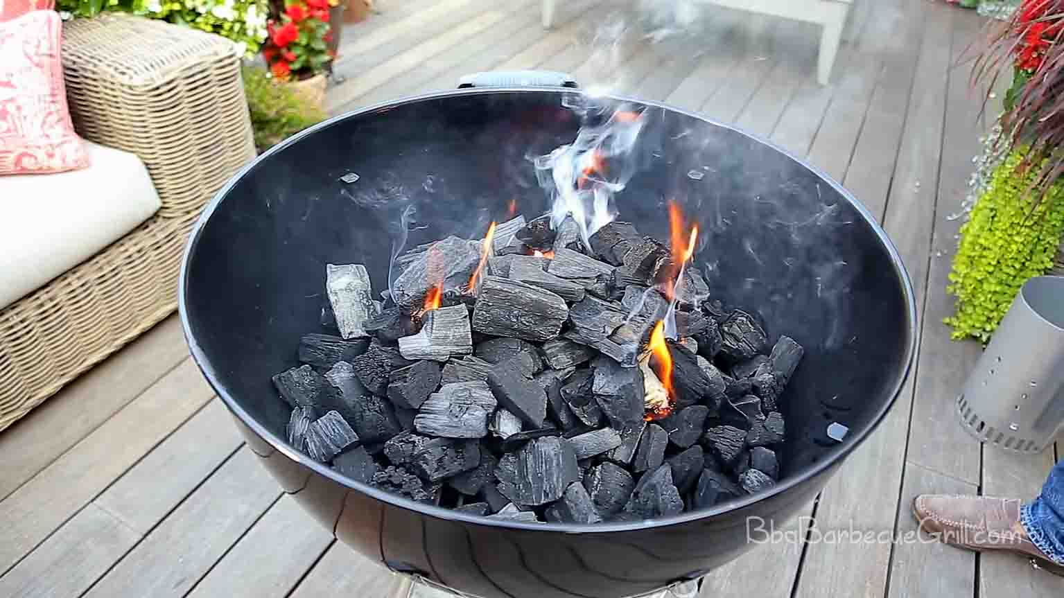 Best tailgate charcoal grill